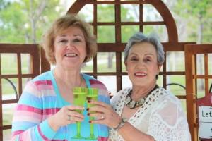 Diane Robinson & Linda Smith
