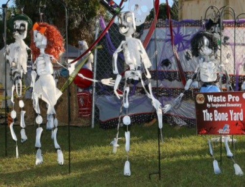 Scarecrows in the Park VIP Winners named at Lee County's Lakes Regional Park