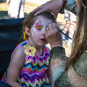 Magical things can and do happen in the Children's Garden at Lakes Park | Brick by Brick Picnic at Lakes Regional Park, 03-18-2018