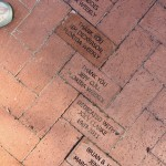 Pavers donated to the Rose Garden Lakes Park Fort Myers FL
