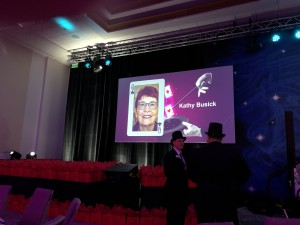 Volunteer Kathy Busick nominated for E Award