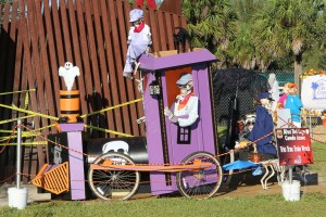 2016 Scarecrows In The Park